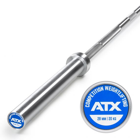 ATX Competition Weightlifting Bar / Gewichtheberhantelstange